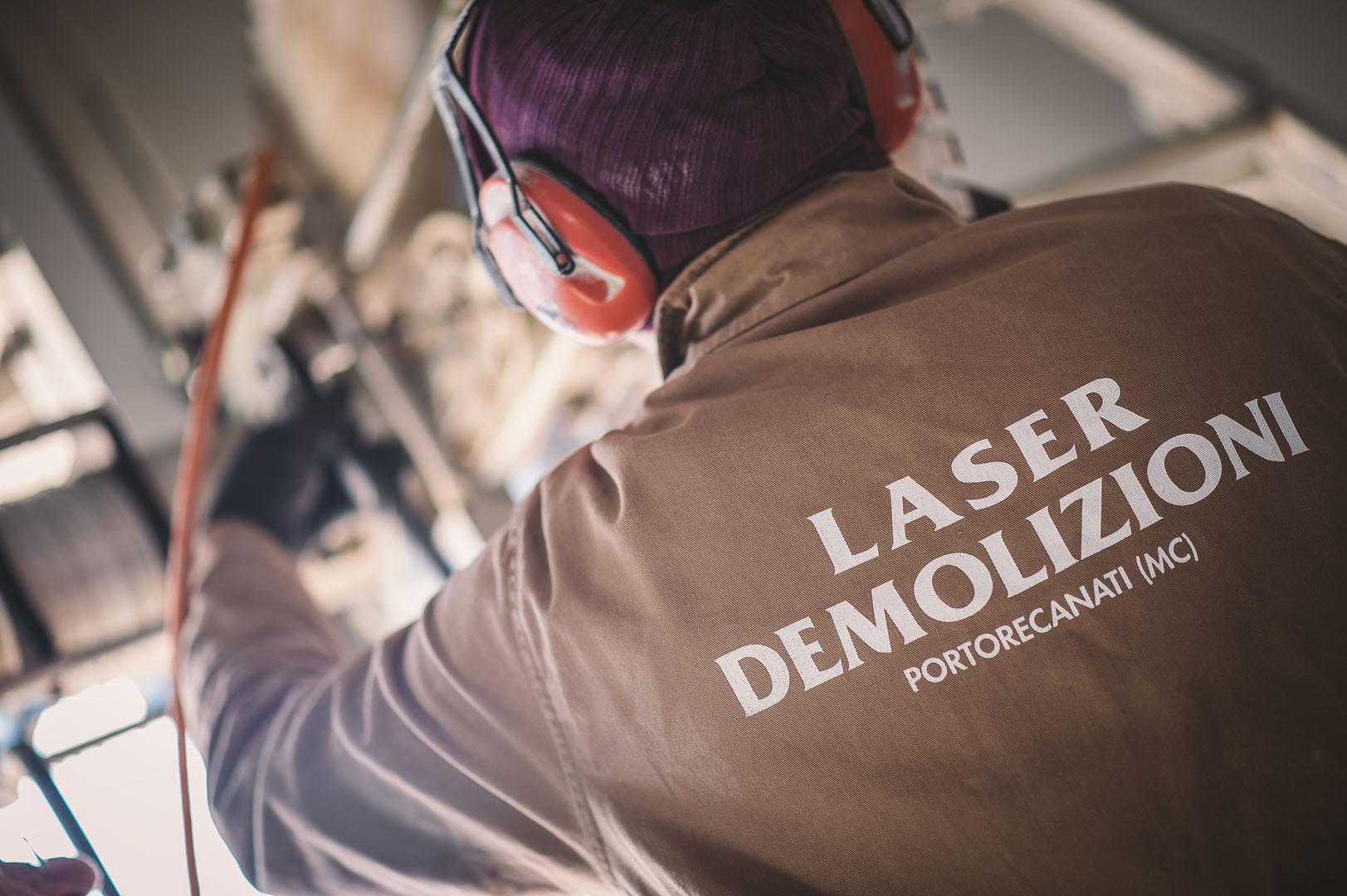 Home laser